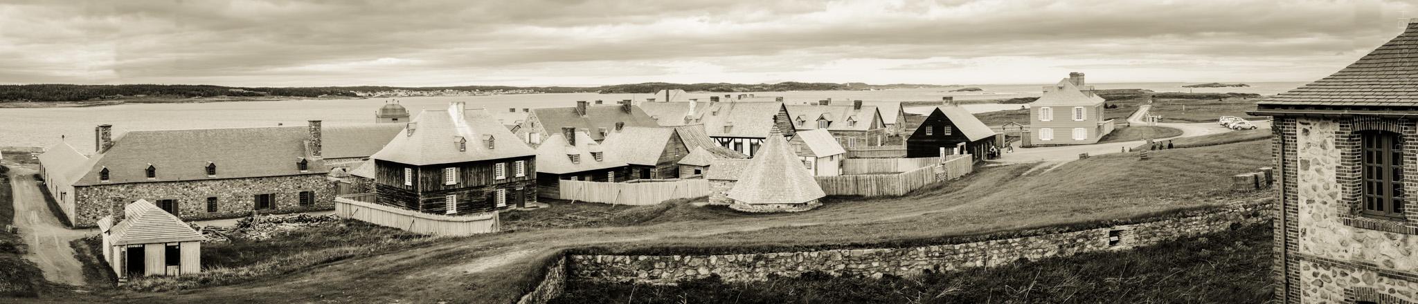 Louisbourg Panoramic