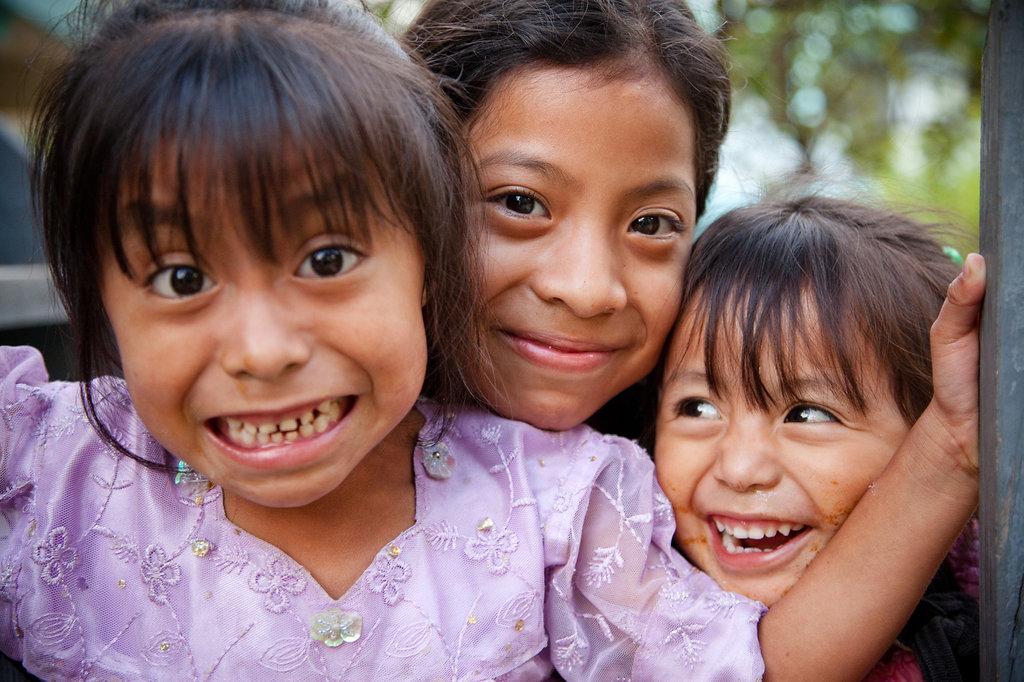 Kids Of Panajachel