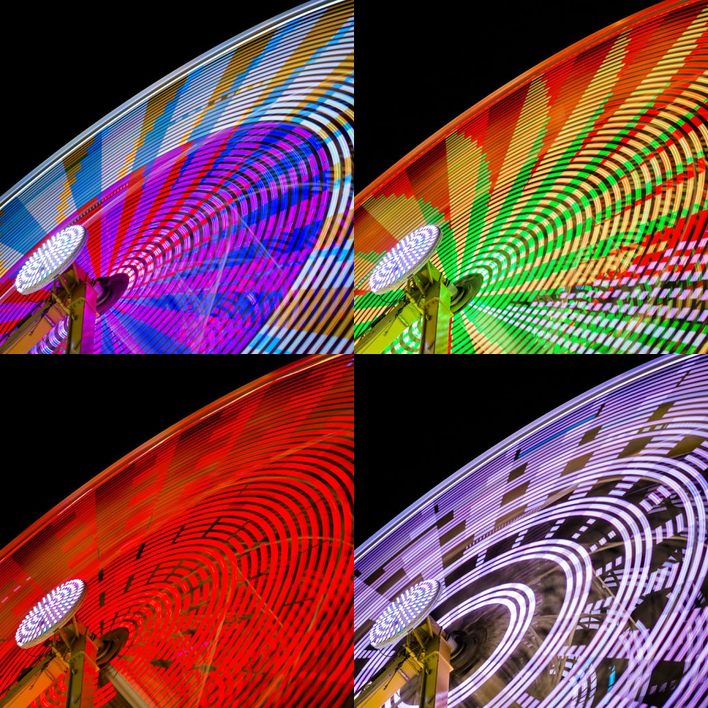 Ferris Wheel Colours