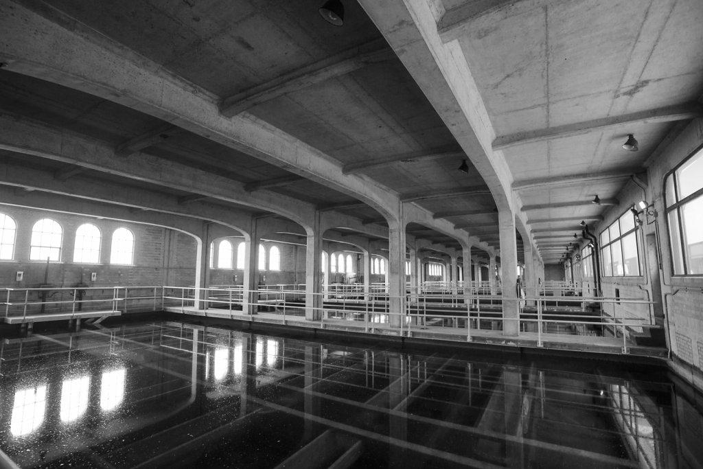 Filtering Pools