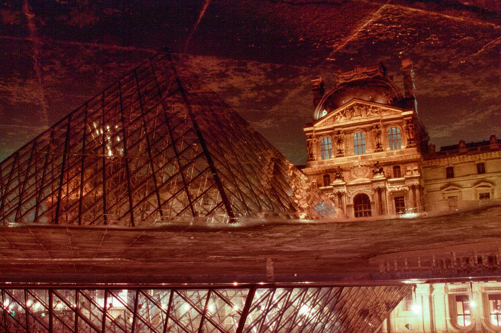 Pyramidal Reflections